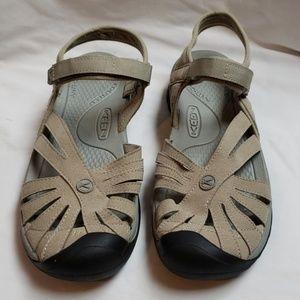 Keen Rose Sandal, size 10, neutral color